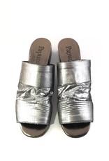 Papucei Lolita Muil zilver