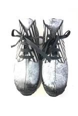 Papucei Milford veterschoen zwart/wit