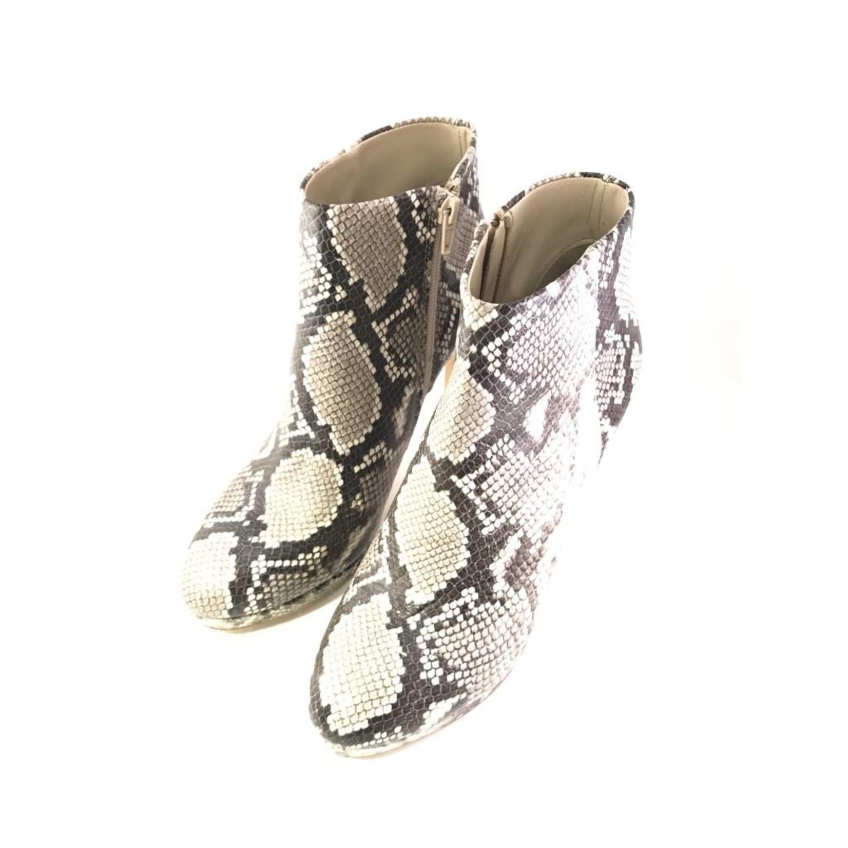Kop & Staart Enkellaarsje python