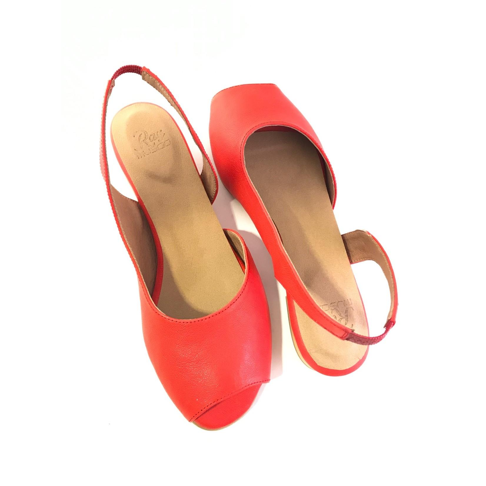 Ray Musgo, Tormo sandaal