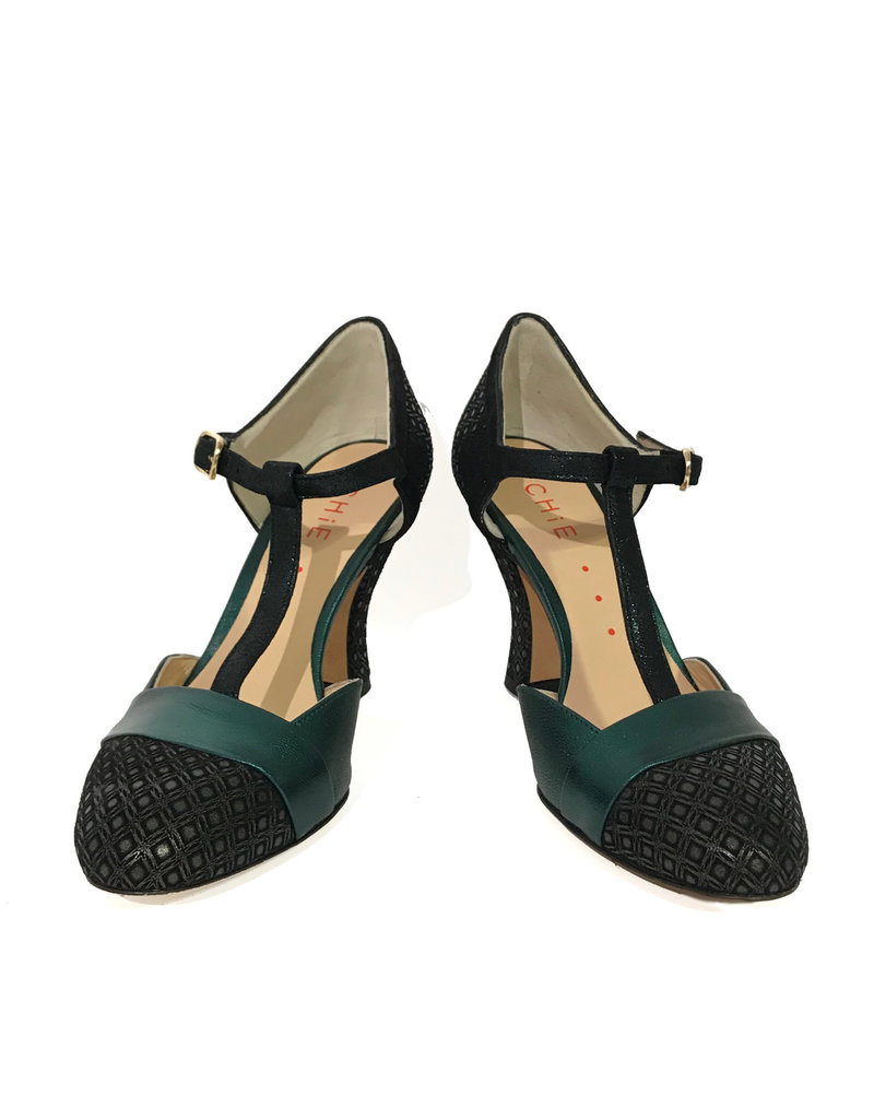Chie Mihara T-strap pump Janelle