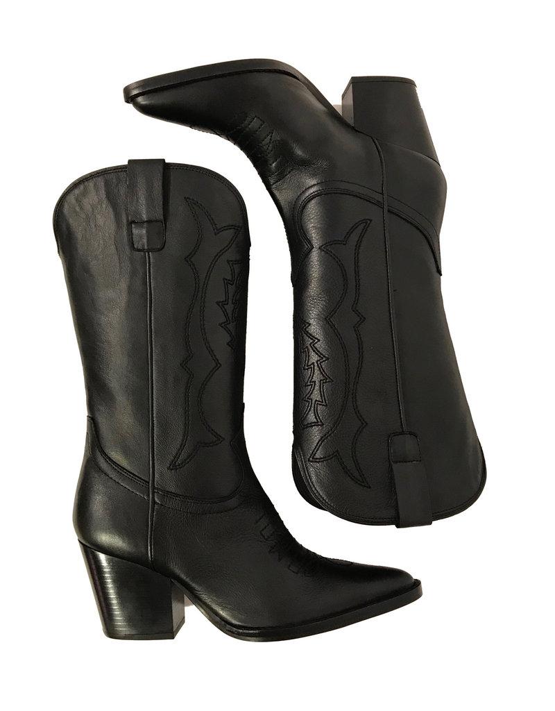 Tsakiris Mallas Cowboy boot zwart