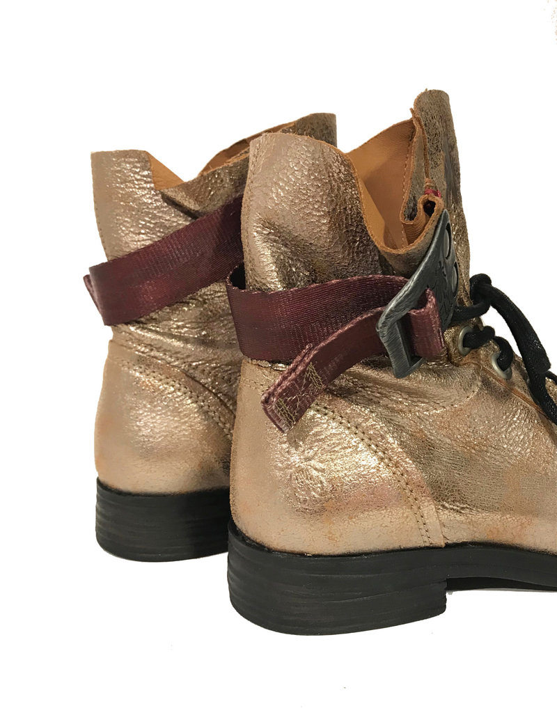 Fly London Veterboot brons