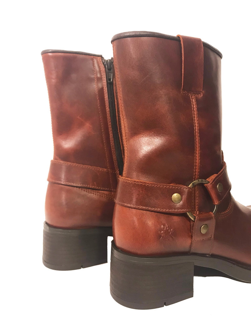 Fly London Boot Reni Brick