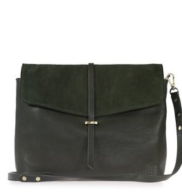 O My Bag Amsterdam Ella schoudertas midi GROEN
