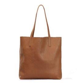 O My Bag Amsterdam Georgia tote bag  COGNAC (wild oak)