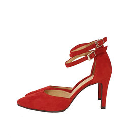 Mary Jane Pump Rood