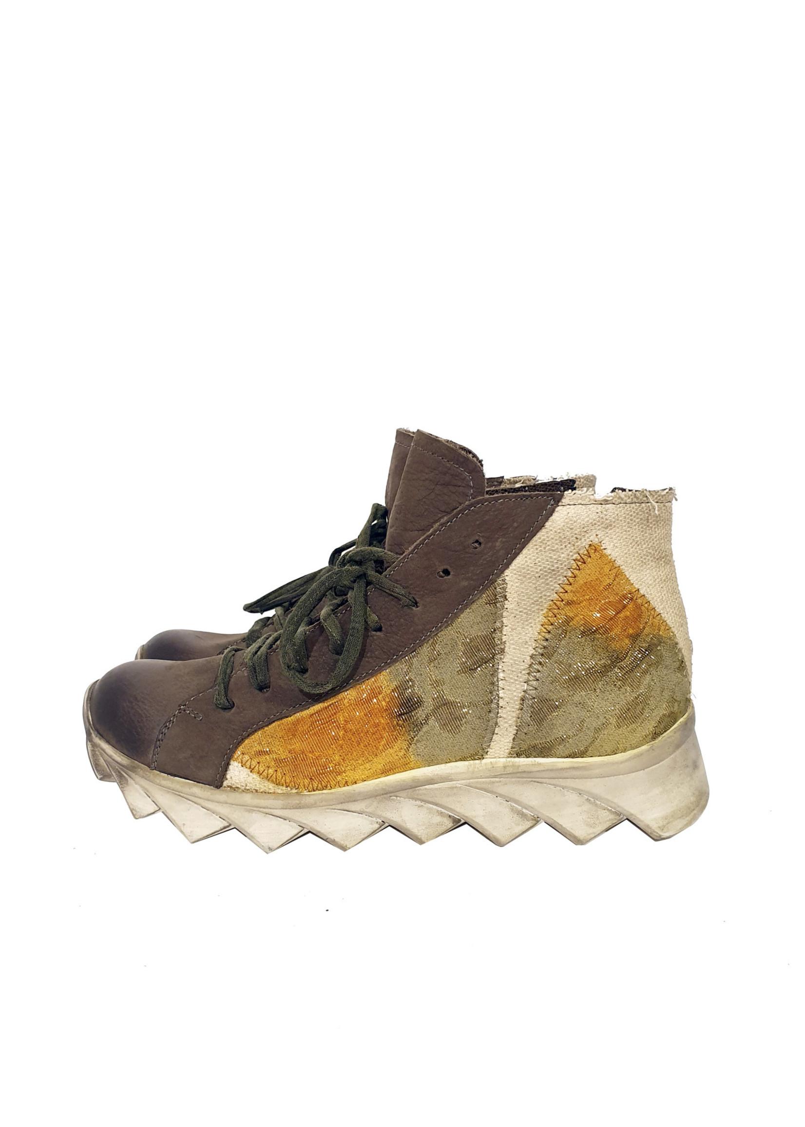 Sneaker Sky Groen