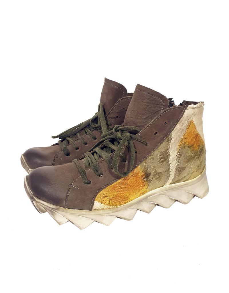 Papucei Sneaker Sky Groen