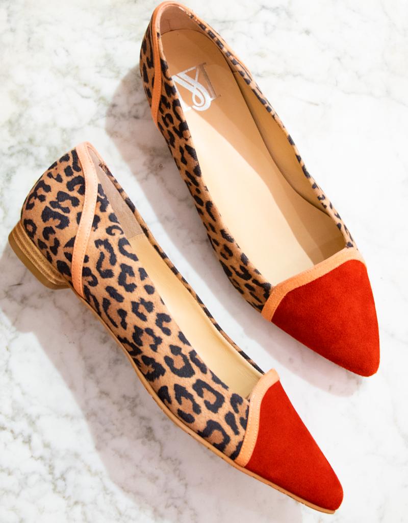 Ballerina leopard