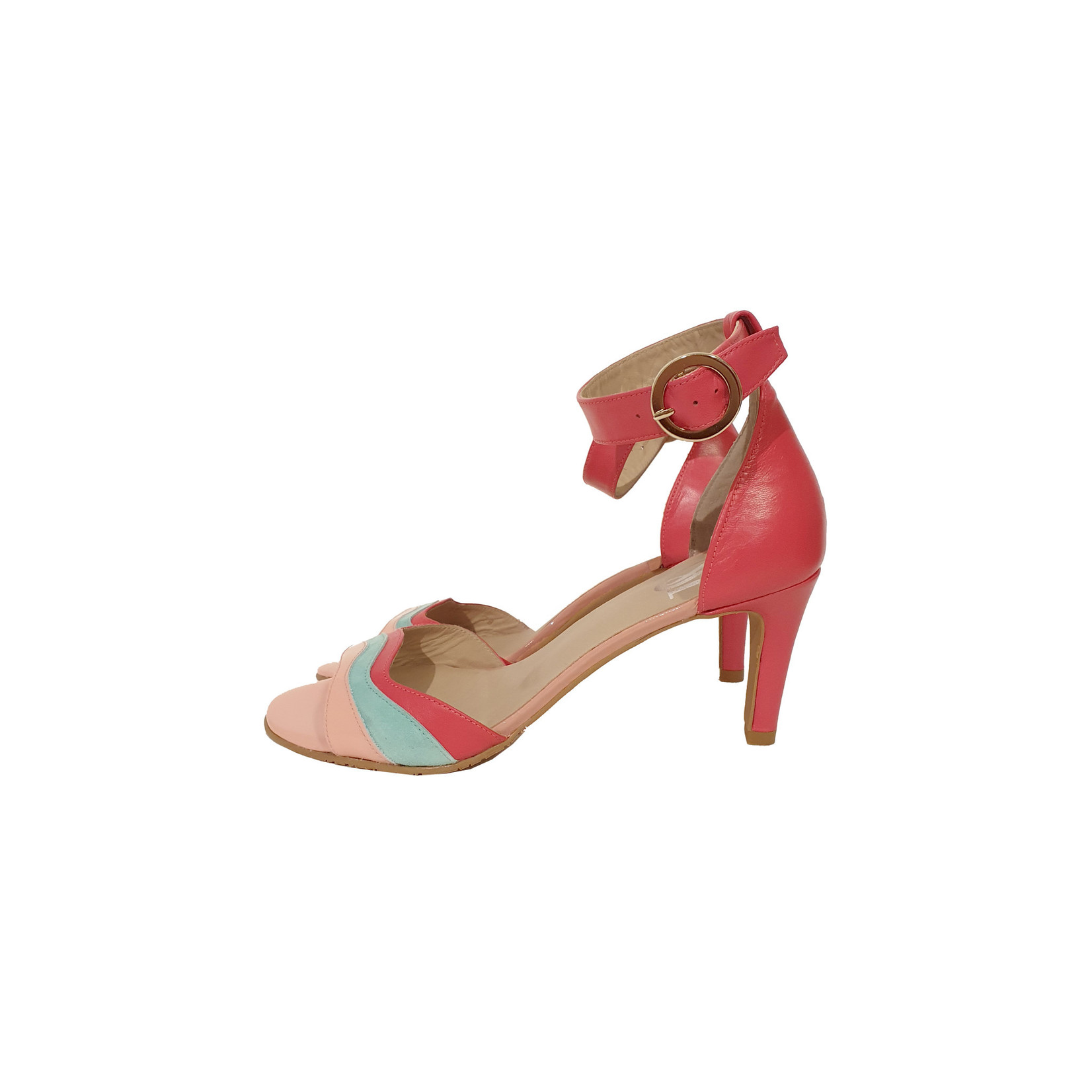 Mary Jane Sandaal pink