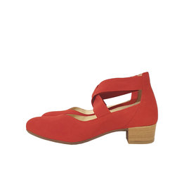 Fly London Ballerina Lavi rood