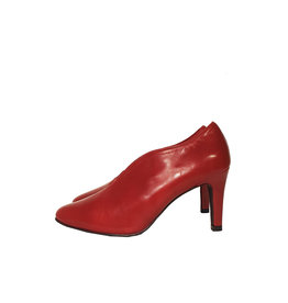 Mary Jane Pump naaldhak  rood