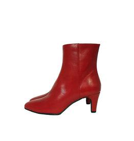 Mary Jane enkellaarsje rood