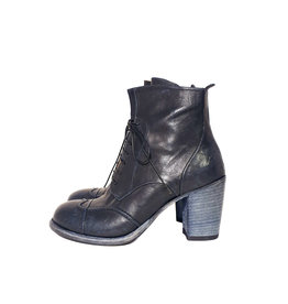 Paul Silence veterboot hak blauw