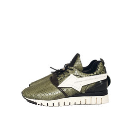 A.S 98 sneaker Denastar groen