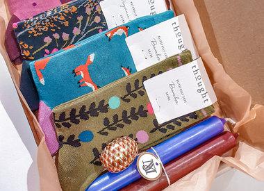 Cadeaubonnen en  pakketten