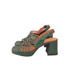 Chie Mihara sandaal GEYA groen