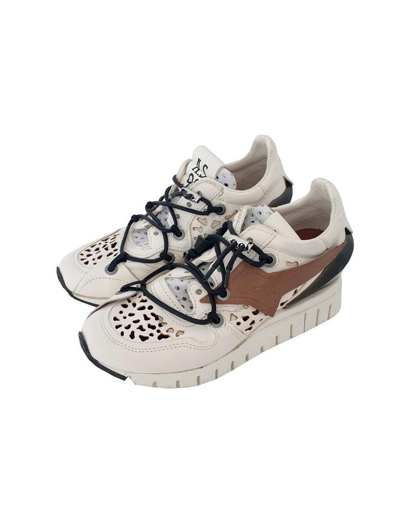 A.S 98 sneaker DENASTAR creme