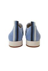 Pertini veterschoen plat blauw
