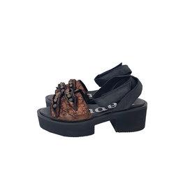 Papucei sandaal AMON  koper