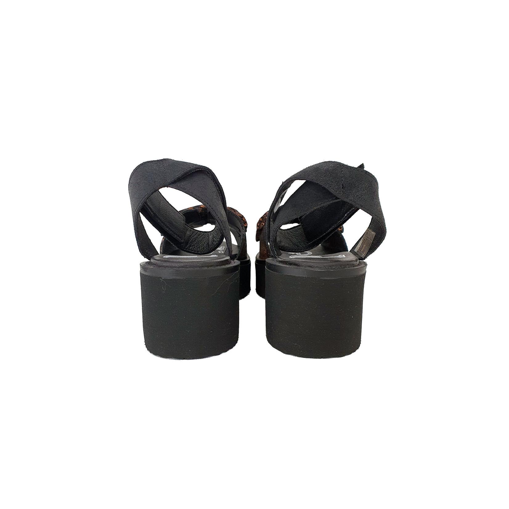 sandaal AMON  koper