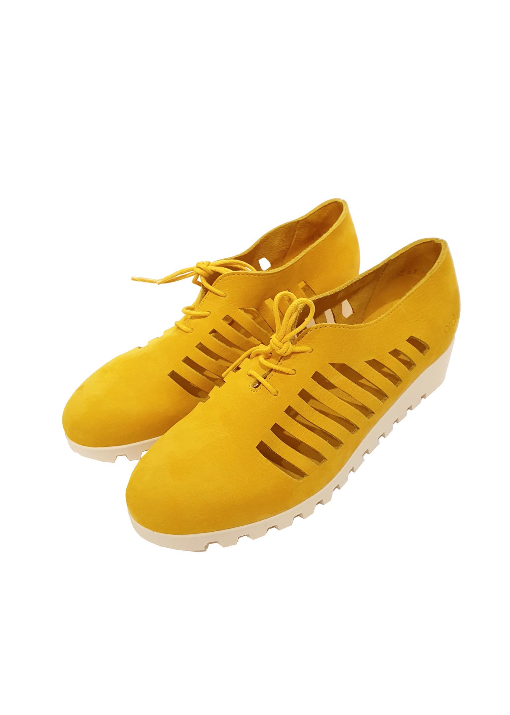 veterschoen LOMZEE geel