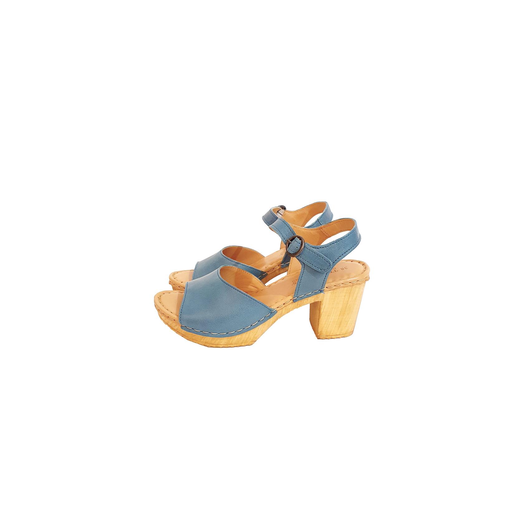 Ten Point sandaal AMELIA blauw