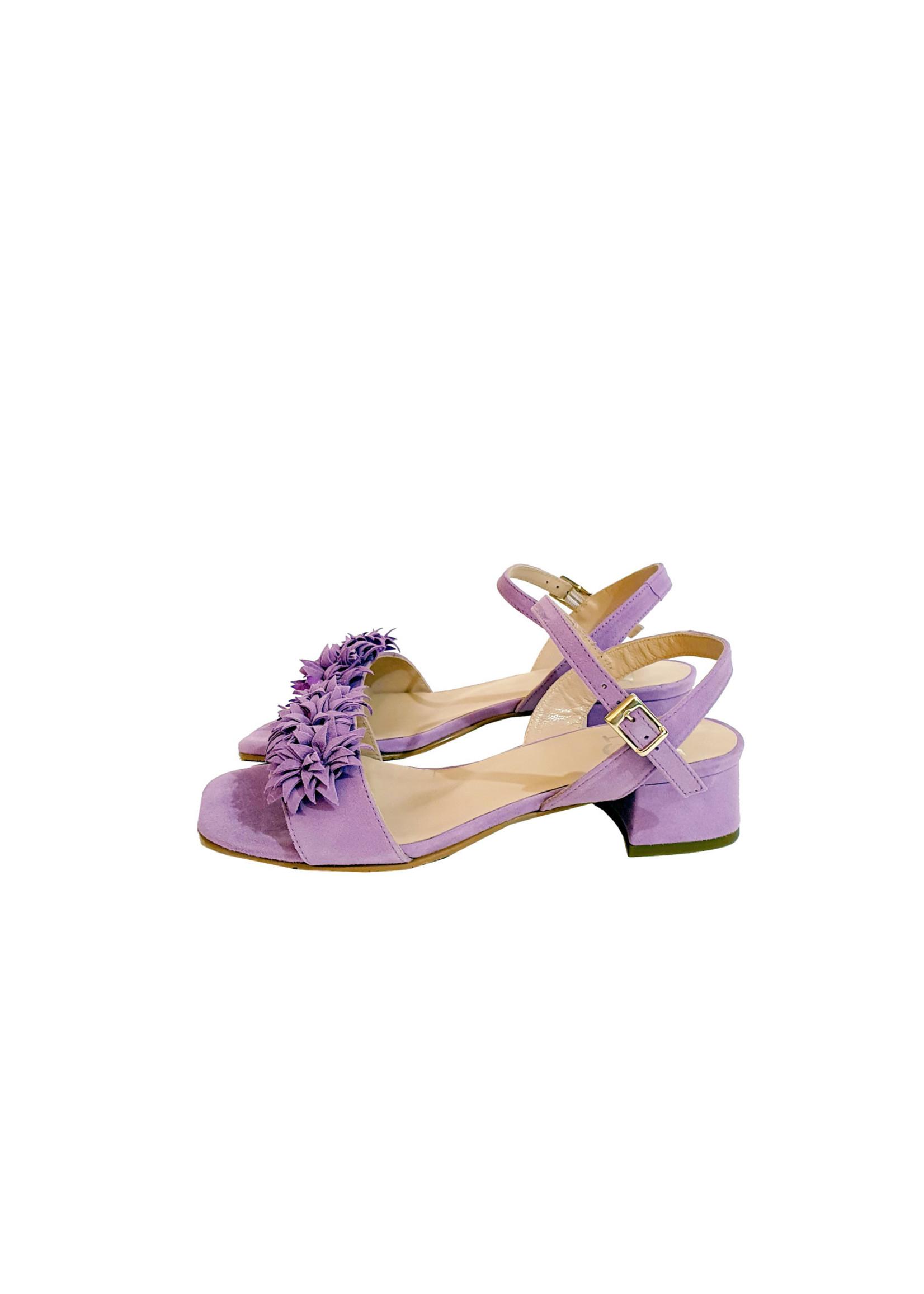 sandaal lila