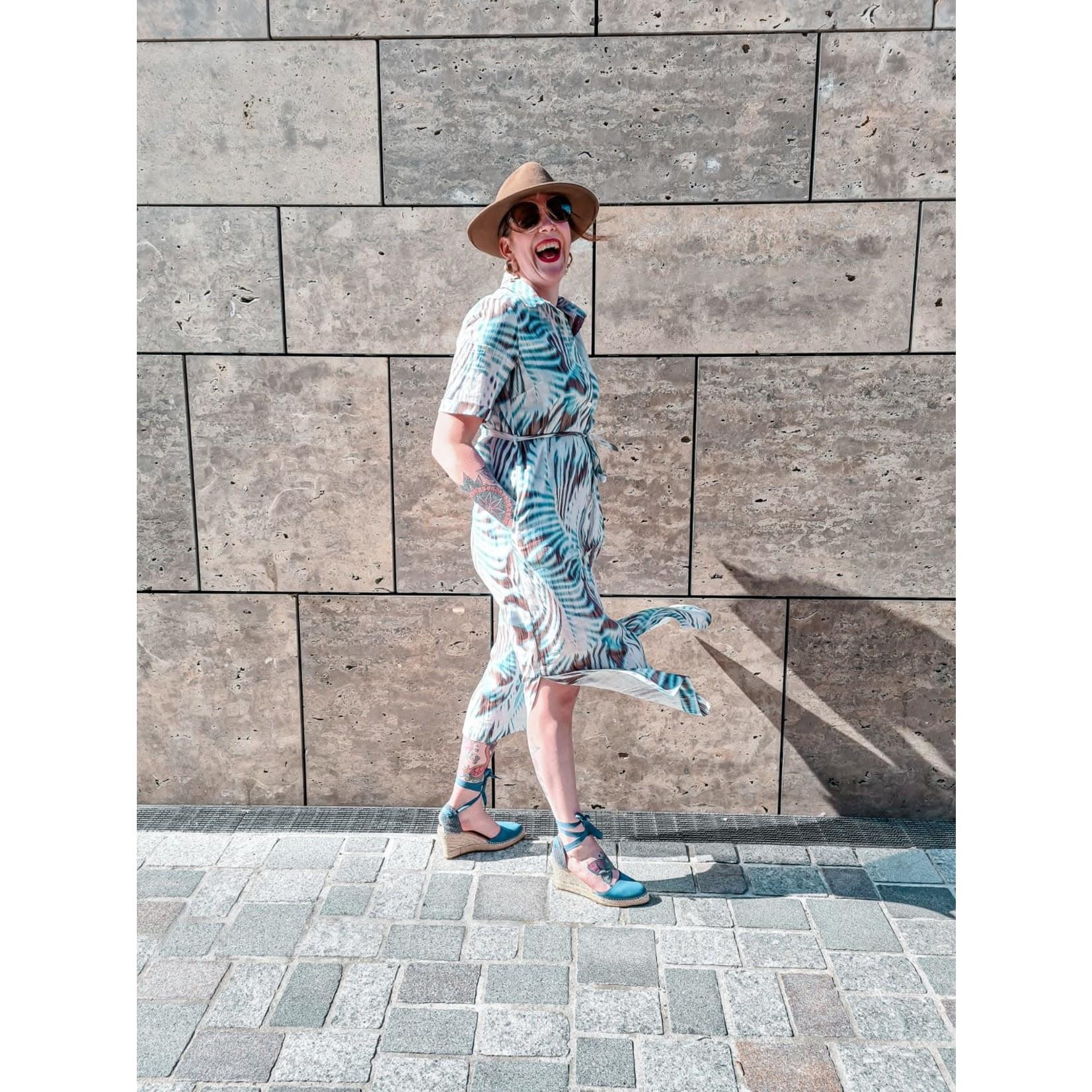 Macarena Espadrille zomers en stylish