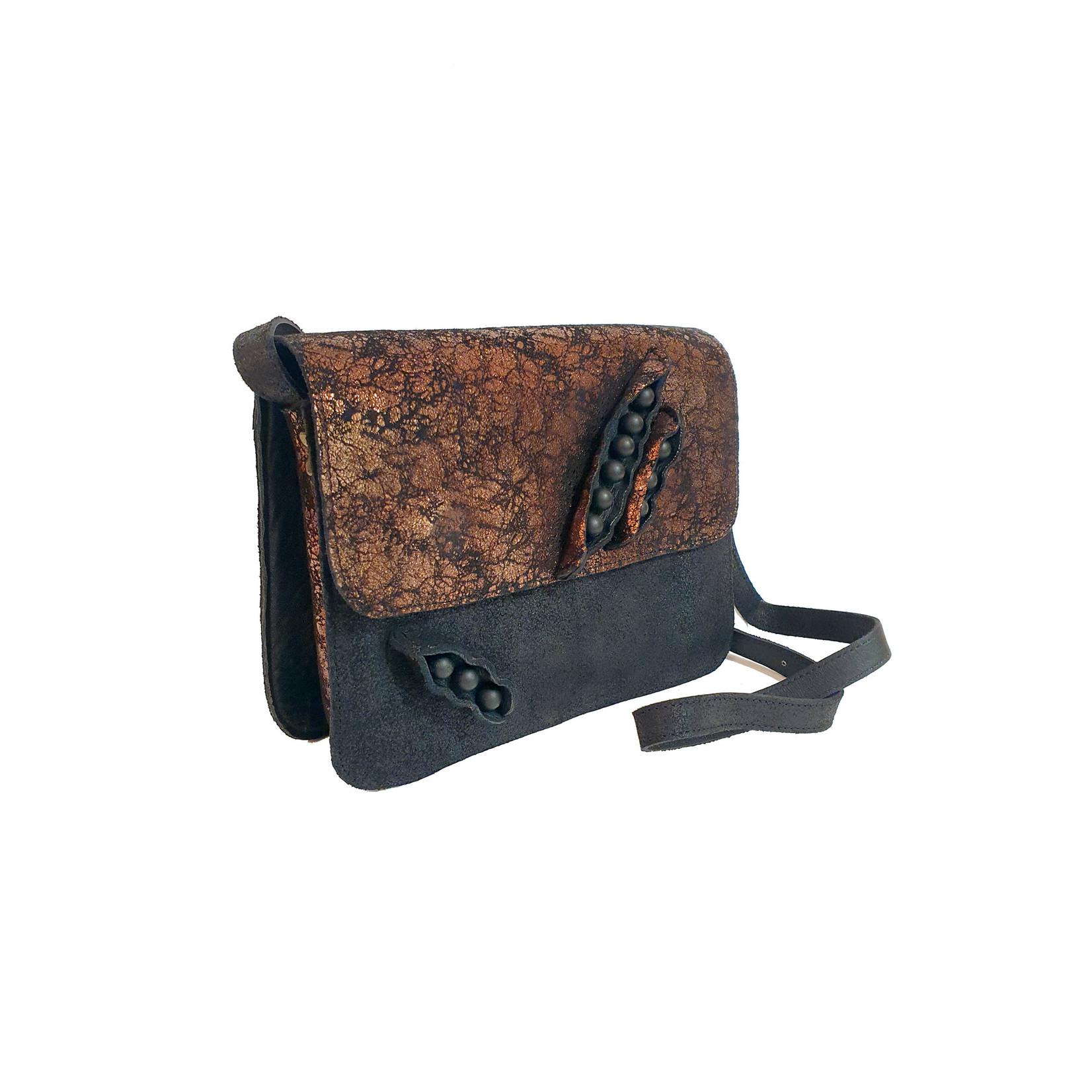 bag VINDALO zwart/koper
