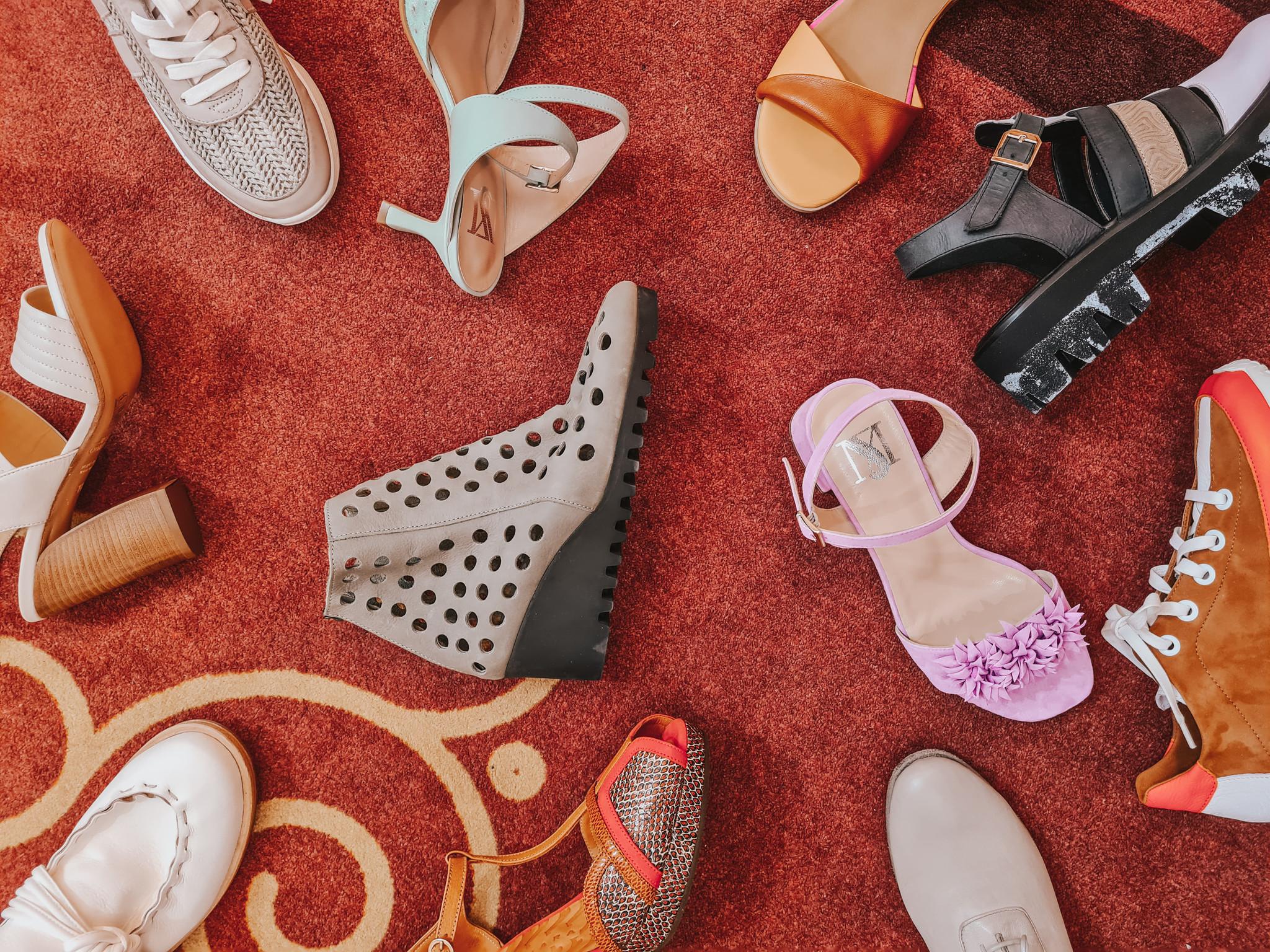 Doe is lief voor je schoenen