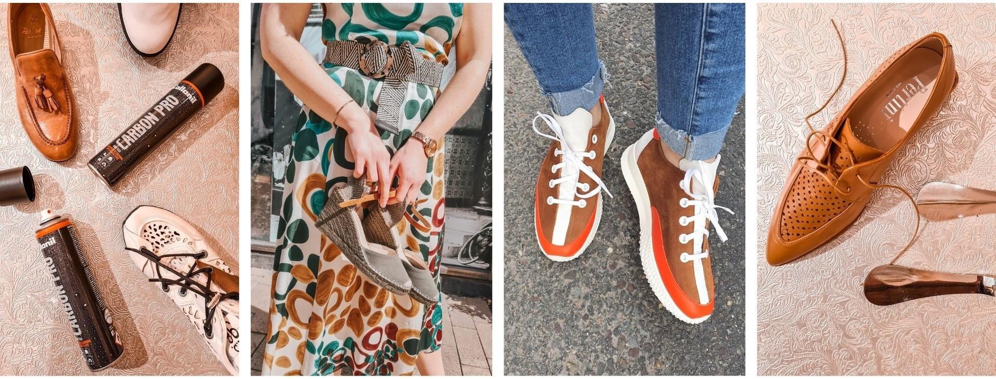 Schoenen onderhouden 4 tips speciaal voor jou!