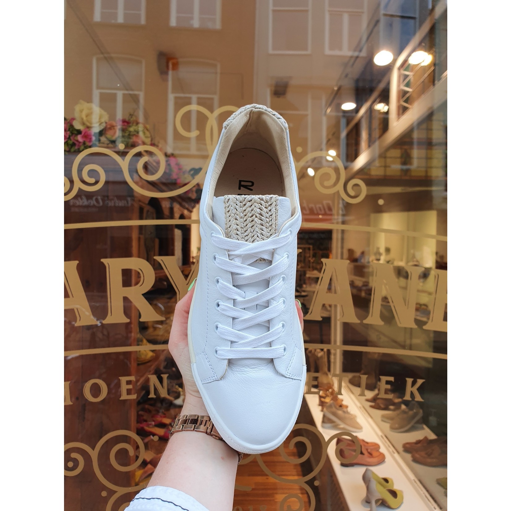 sneaker FARO wit