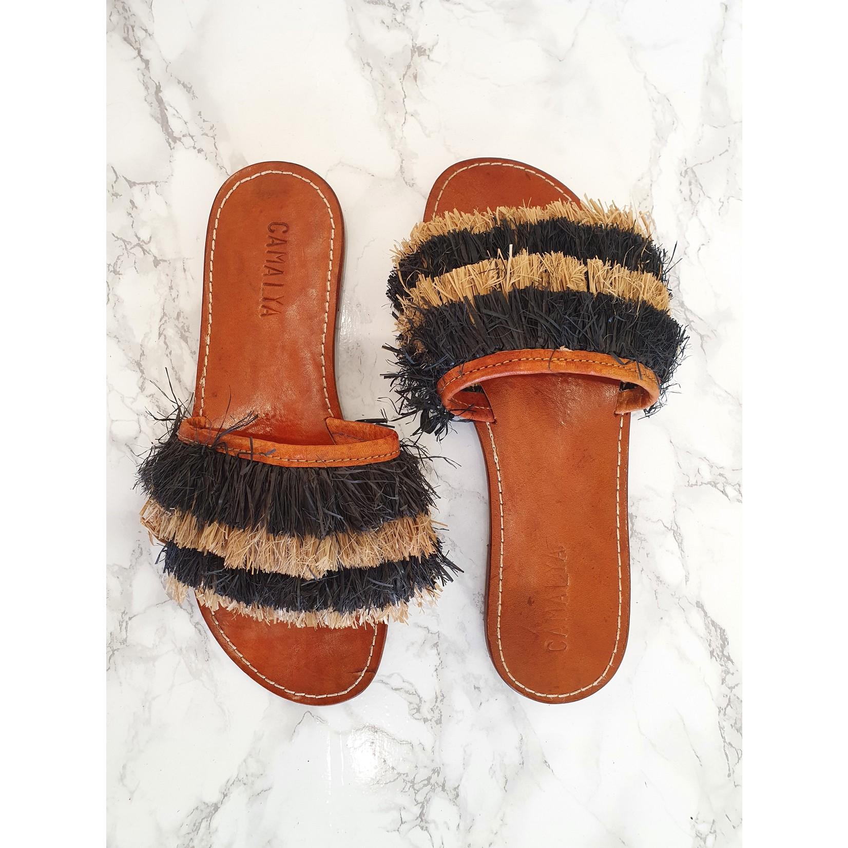 Camalya zomerse slippers