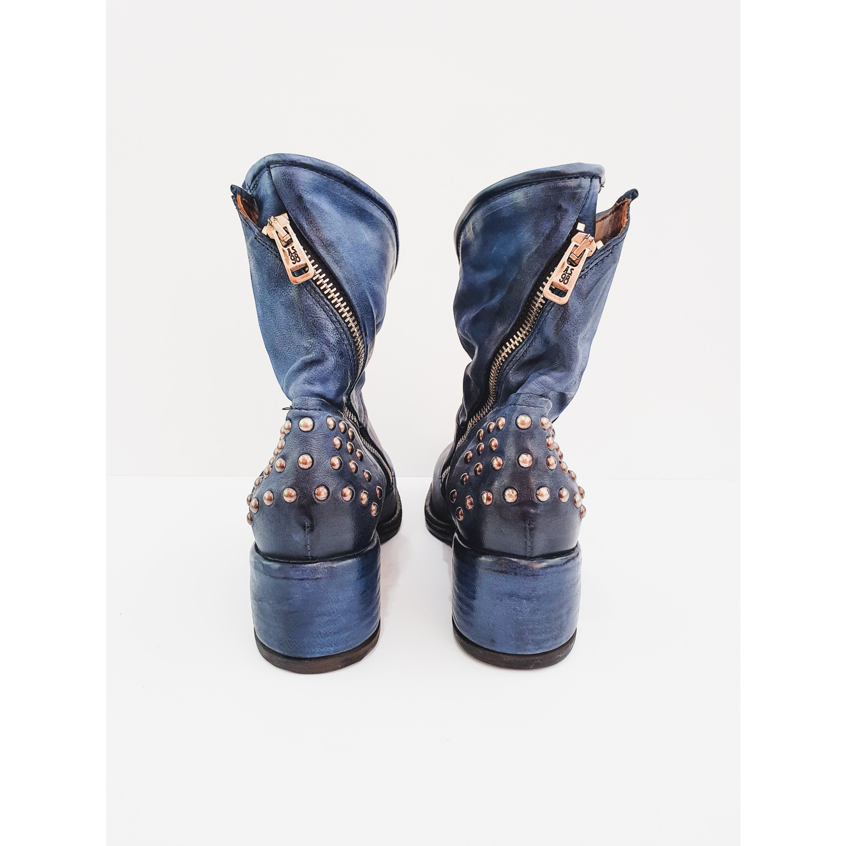 Blue Baby Blue boots