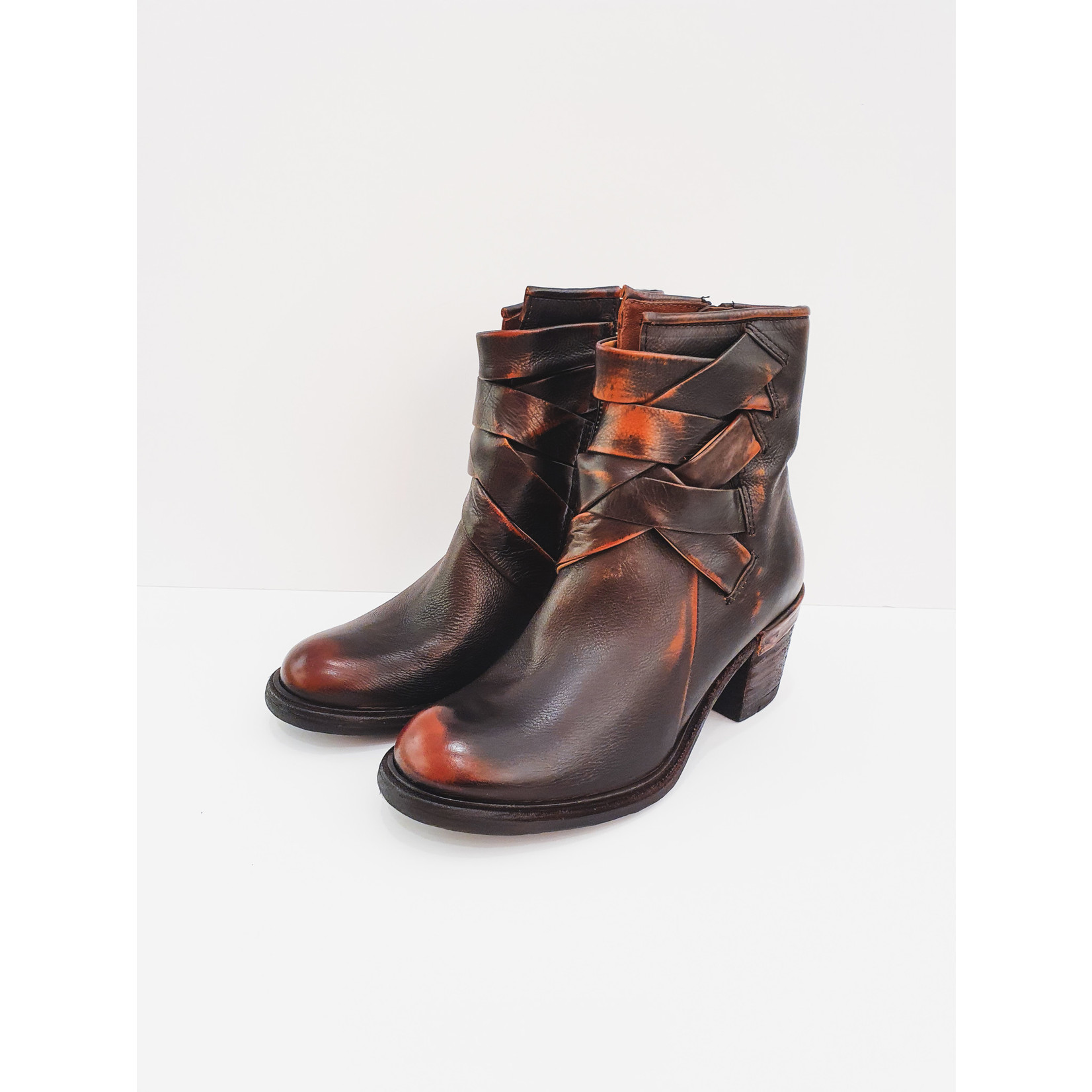 Copper Glow boots