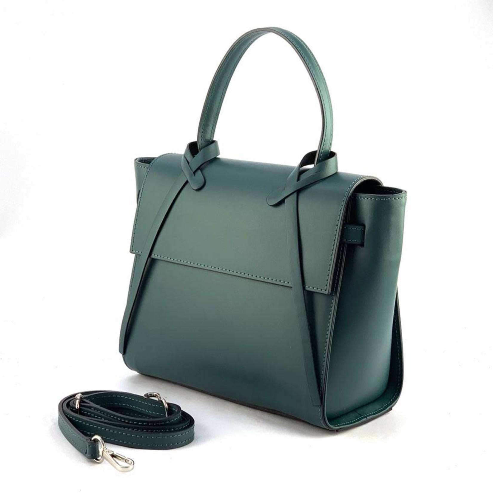 Marlon Chique the green bag