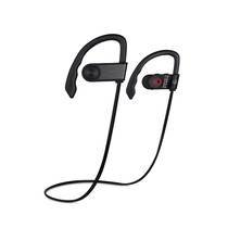 Wireless Sports Headset Wireless headphones Bluetooth Sport Earpieces Waterproof Water-repellent Sport Earphones with Built-in Microphone