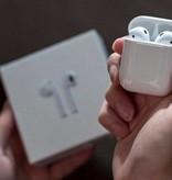Caramello Bluetooth Oortjes - Draadloze Oordopjes - Wireless Headphone - Koptelefoon voor Apple iPhone SE/6/7/8/X, iPad Pro, Samsung S7/S8/Note Kleur Wit