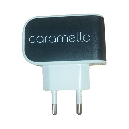 CARAMELLO USB 3 in 1 Oplader voor iPhone 8/8 Plus/X/iPad | USB Telefoonlader Samsung Galaxy S6/S7/S8/S9 Note
