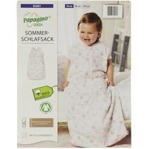 Baby Slaapzak | 100% Milieu Bewust Bio Katoen | Geproduceerd en Gecertificeerd Volgens de World Organic Textile Standard | 3 tot 12 maanden| Met Vogeltjes  Print. 70 cm.