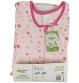 Papagino Baby Slaapzak | 100% Milieu Bewust Bio Katoen | Geproduceerd en Gecertificeerd Volgens de World Organic Textile Standard Maat 70 cm | Vanaf 3 tot 12 Maanden| Met Sterren print.