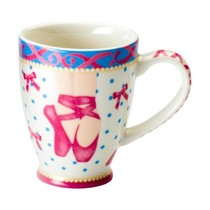 Senseo Mug Ballet Legs | Porcelain | 100 ml