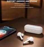 CARAMELLO Draadloze Auto Pairing Stereo Oordopjes met Touch Control en Bluetooth V5.0 | Tot 3 Uur Muziek Luisteren