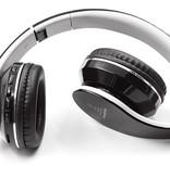 Bluetooth-faltbarer Stereo-Over-Ear-Kopfhörer mit integriertem UKW-Radio Eingebautes Mikrofon