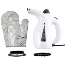 Dampfreiniger Dampfbügler für Kleidung mit zwei verschiedenen Aufsätzen und Hitzeschutzhandschuh