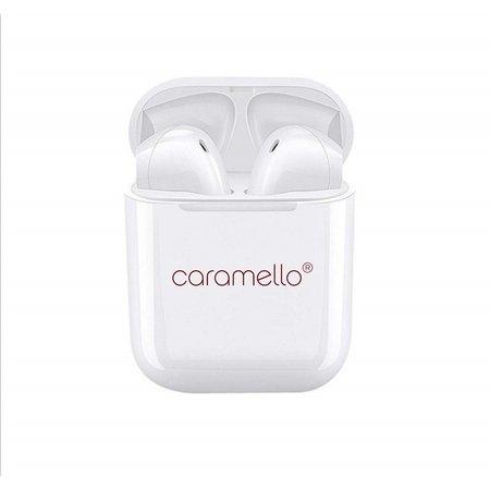 CARAMELLO Drahtlose Ohrhörer Bluetooth V4.2 Headset für iPhone / Android