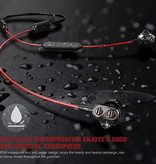 CARAMELLO BN90 Quad Driver Draadloze Oordopjes - 24 uur Afspeeltijd - IPX5 Waterproof