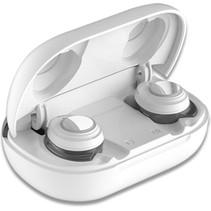 Draadloze Oordoppen - Bluetooth In-ear - Wit - Volledig Draadloze Oordopjes EAN
